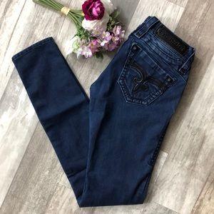 Rock Revival Adele Skinny Jeans UK15